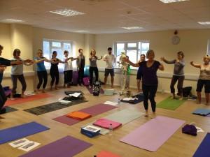 Yoga Teacher Training – 500 hour Diploma Course IYT