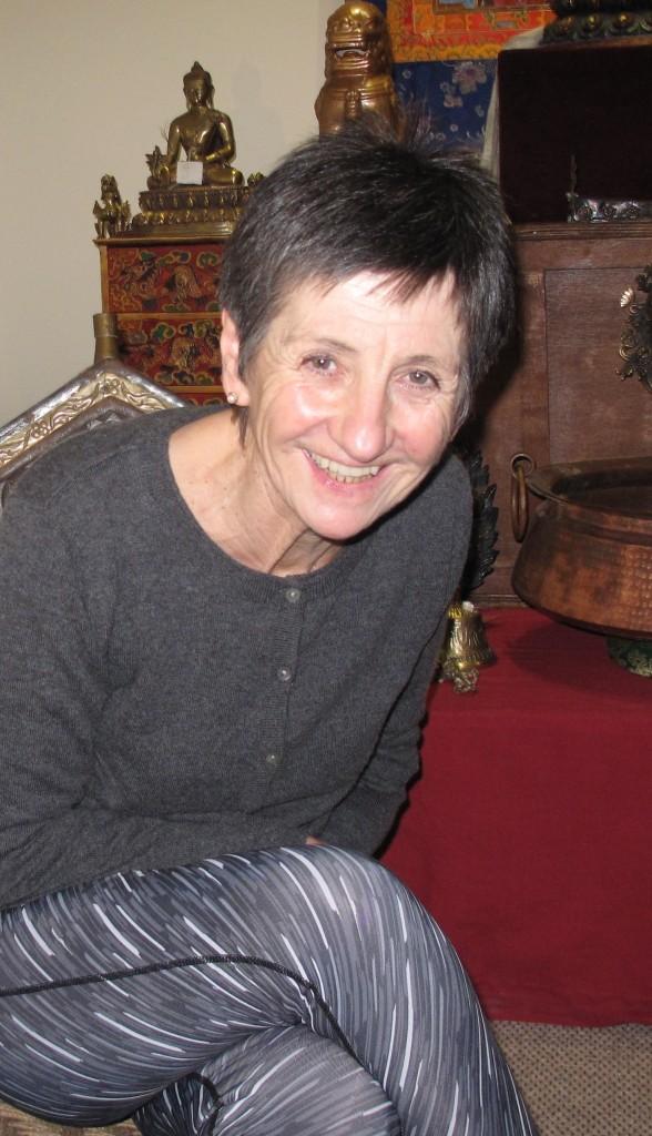 Pauline Sawyer IYT Course Tutor